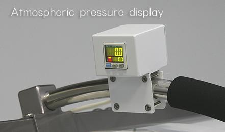 高性能気圧計