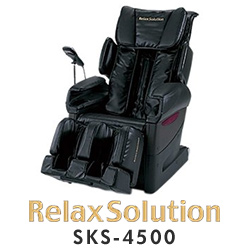 リラックスソリューション マッサージチェア SKS-4500