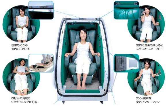 新製品 O2HEALTH CHMBER